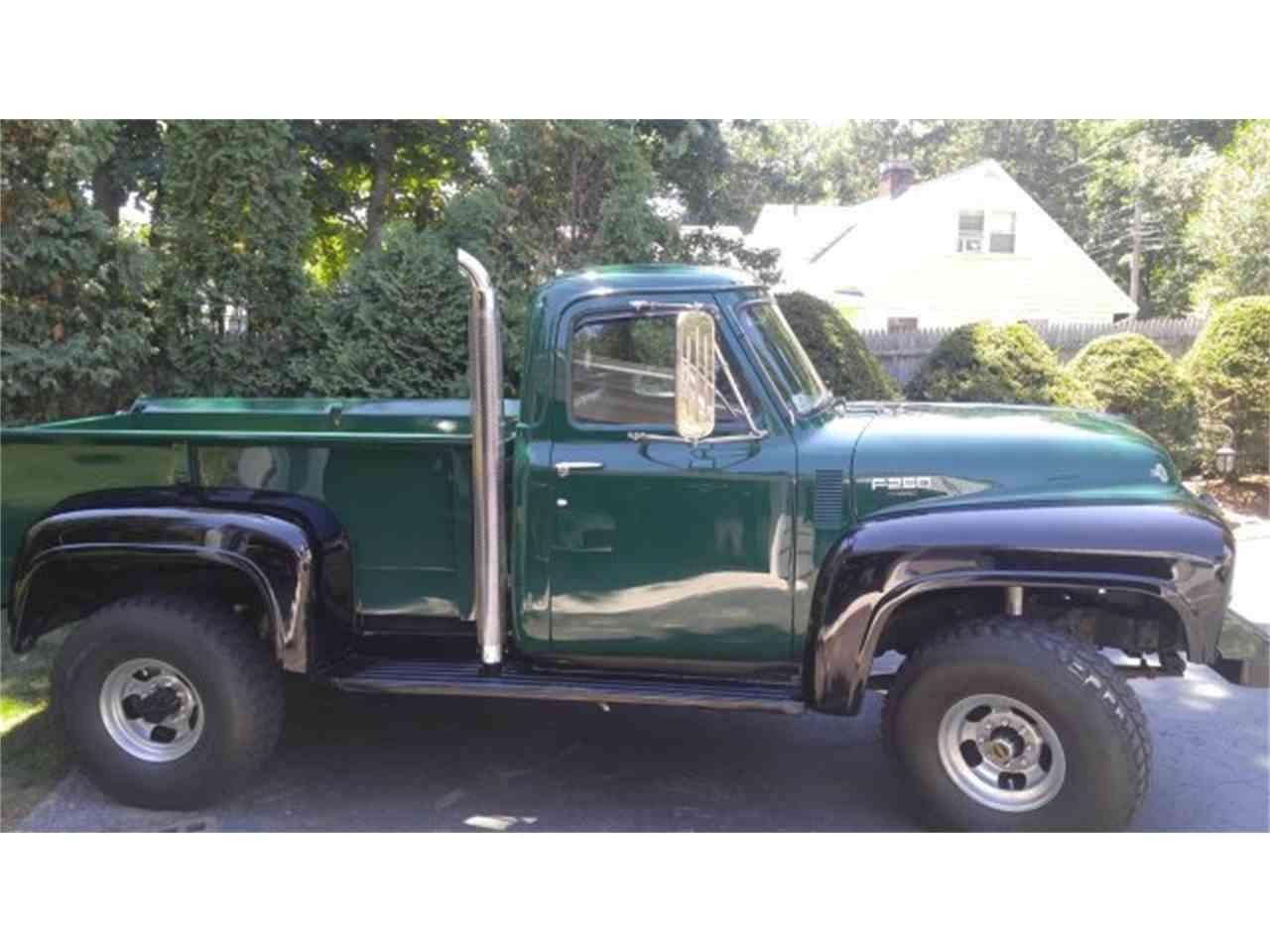Large Picture of '55 F250 - K3QN