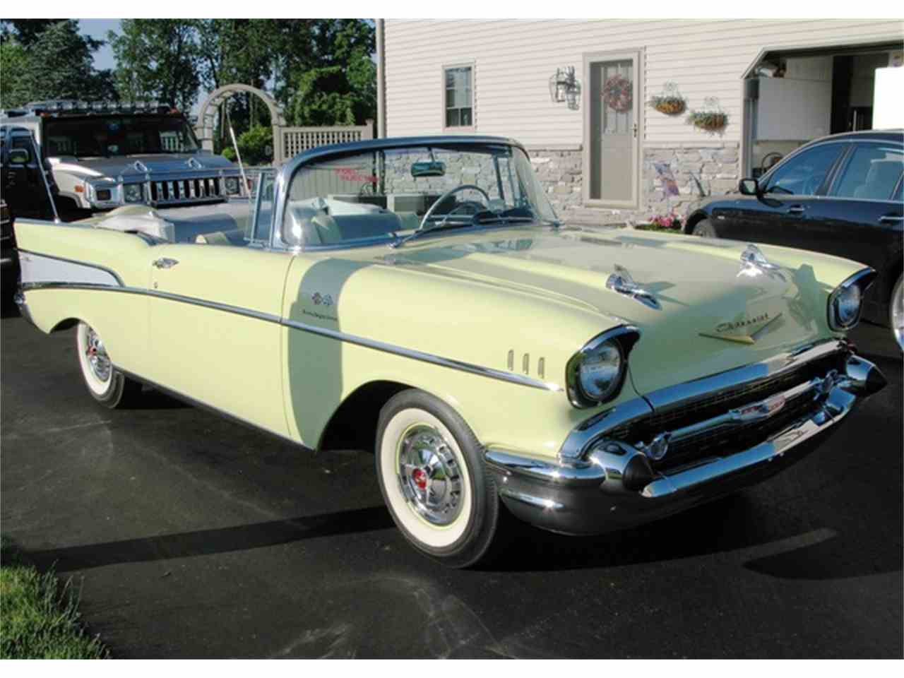 1956 chevrolet bel air for sale on classiccars com 74 - 1957 Chevrolet Bel Air For Sale Cc 937970