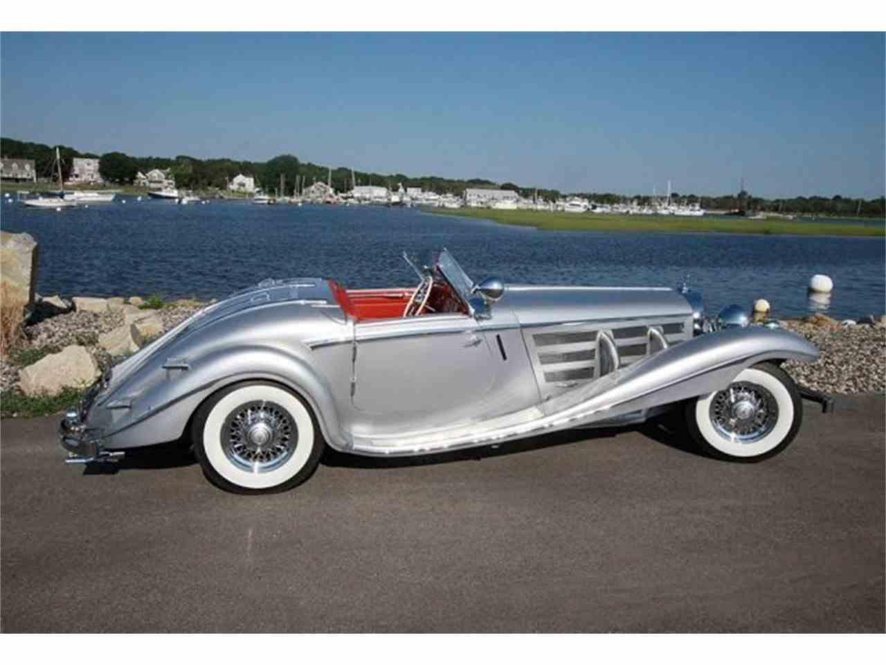 1936 Mercedes Benz 540k For Sale Cc 937973