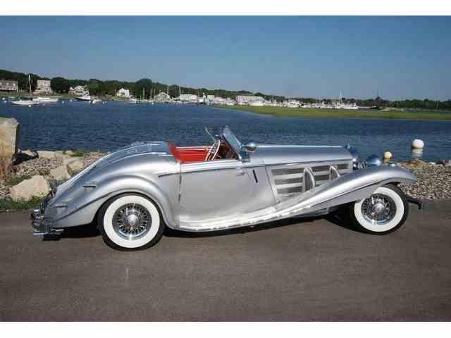 1936 Mercedes-Benz 540K   937973