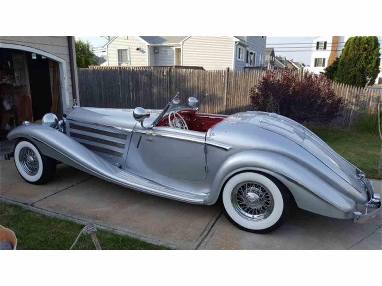 1936 mercedes benz 540k for sale cc 937973. Black Bedroom Furniture Sets. Home Design Ideas