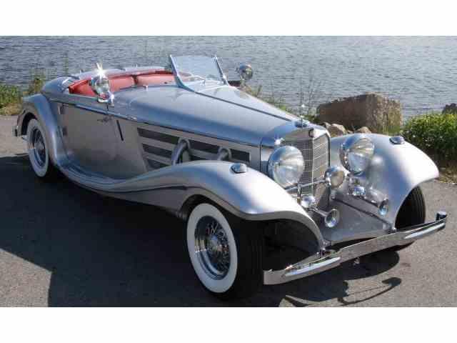 1936 Mercedes-Benz 540K | 937973