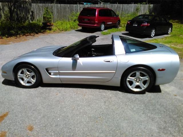 1998 Chevrolet Corvette | 937978