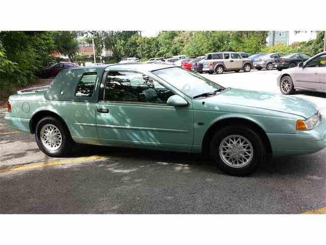1994 Mercury Cougar XR7 | 937979