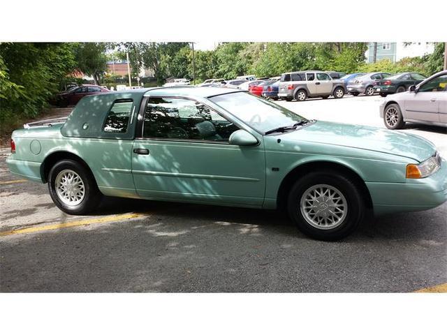 1994 Mercury Cougar XR7 | 937979