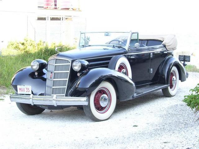 1935 Cadillac 355e Convertible | 937981