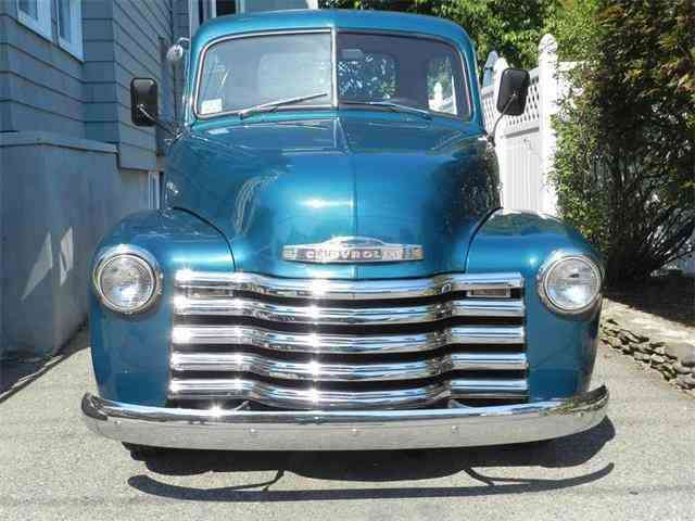 Classic chevrolet 5 window pickup for sale for 1952 chevy pickup 5 window