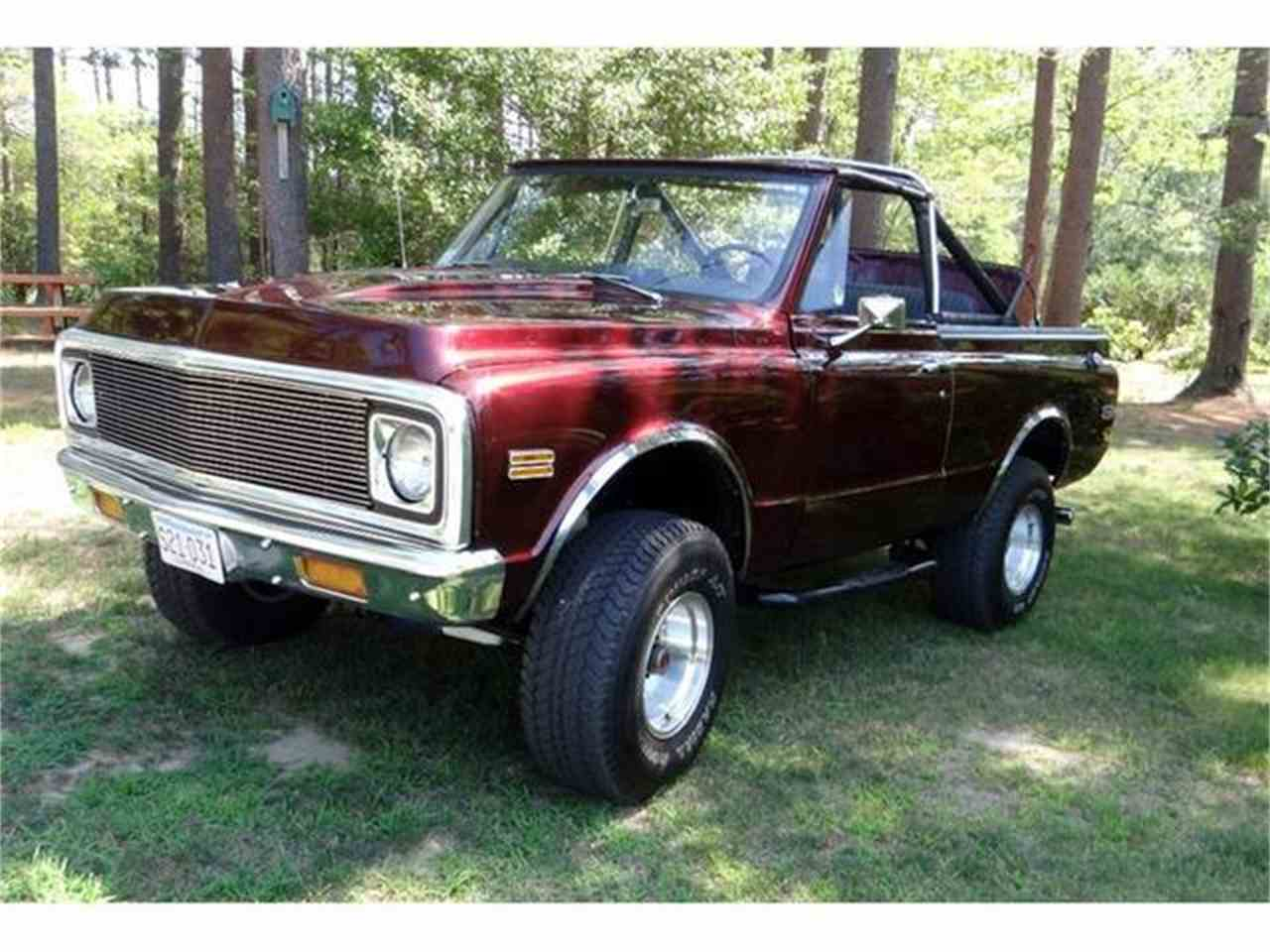 1971 Chevrolet Blazer for Sale on ClassicCars.com - 7 Available