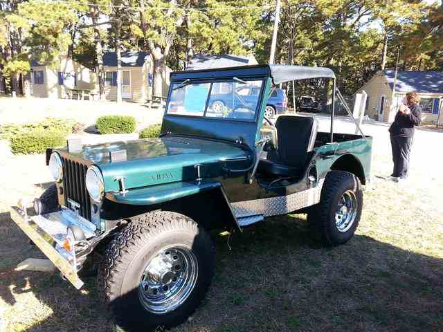 1947 Willys Jeep | 937993