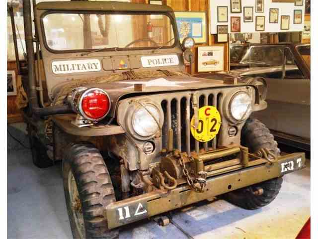 1951 Willys Jeep | 937995