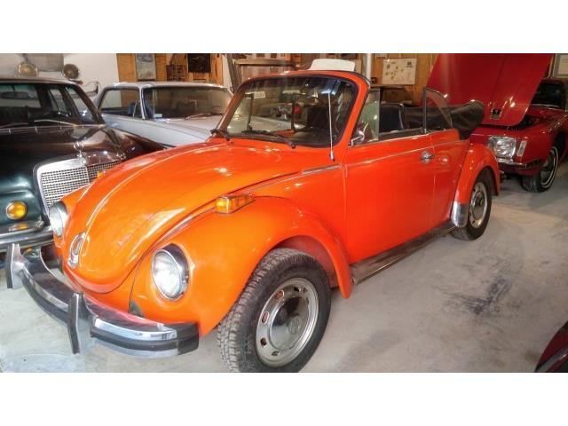 1973 Volkswagen Super Beetle Converible | 937998
