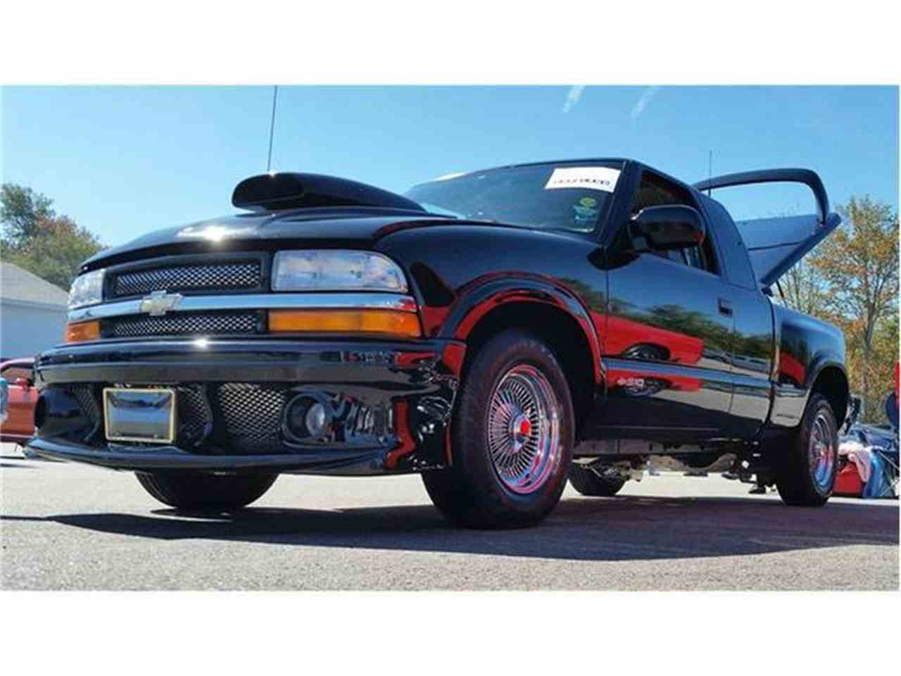 1998 Chevrolet S10 for Sale | ClassicCars.com | CC-937999