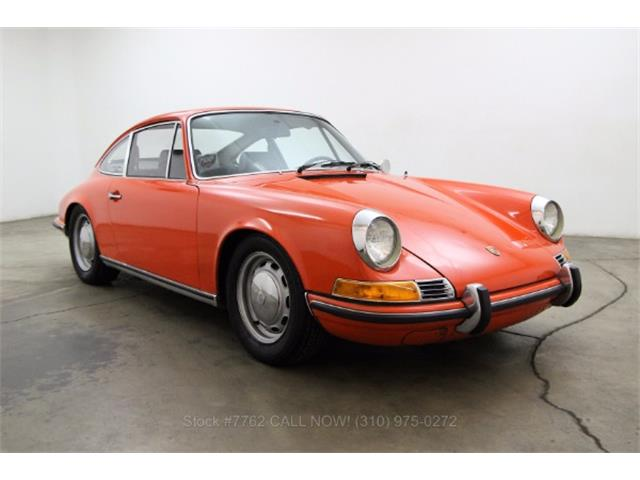 1971 Porsche 911T | 930800
