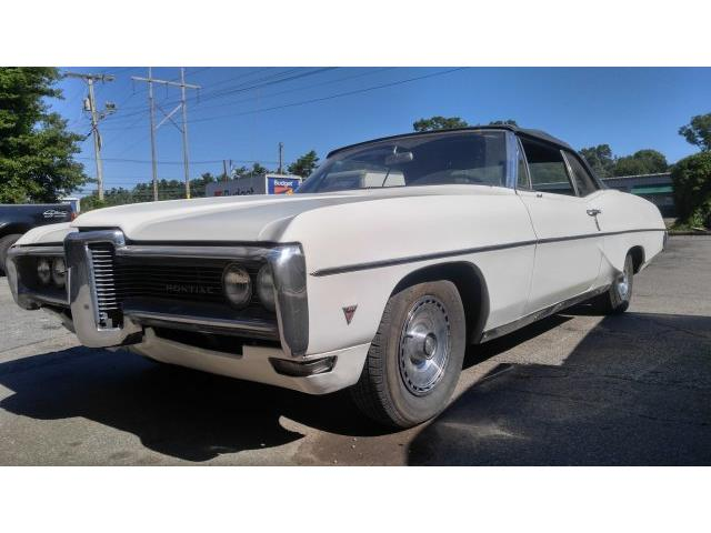 1968 Pontiac Parisienne   938001