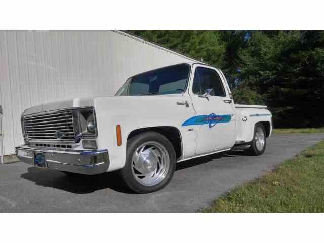 1978 Chevrolet C10 Silverado Stepside | 938007