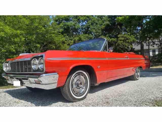 1964 Chevrolet Impala SS Convertible | 938011