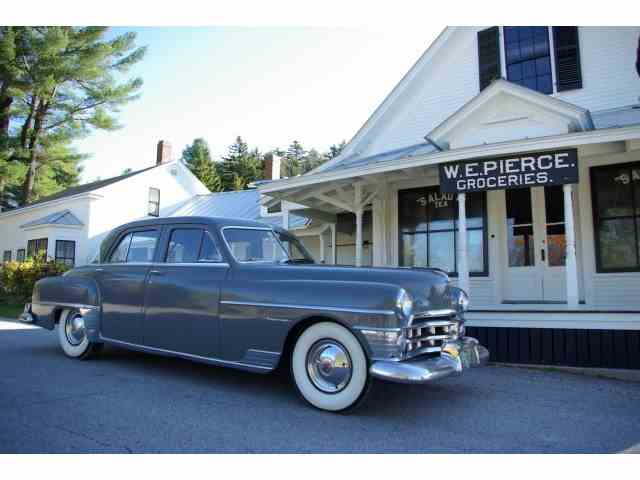 1950 Chrysler Imperial | 938016
