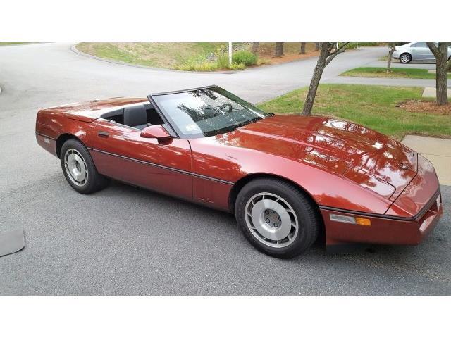 1987 Chevrolet Corvette | 938018