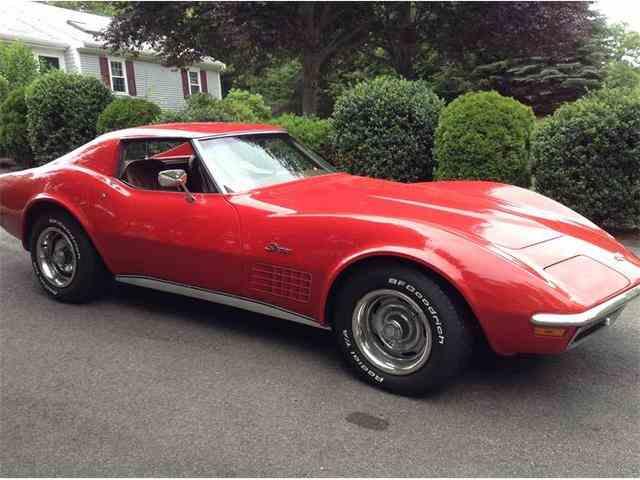 1972 Chevrolet Corvette | 938020