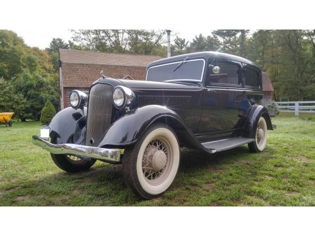 1933 Plymouth PD | 938021