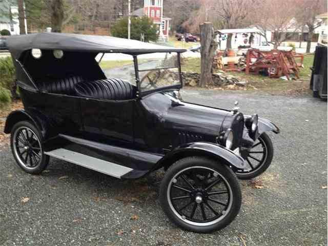1922 Chevrolet Touring   938023