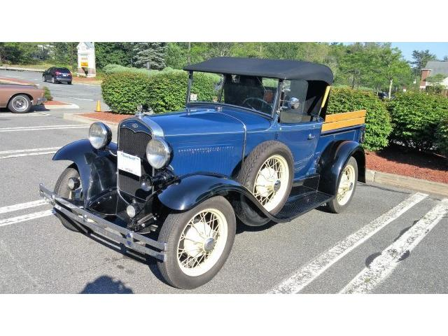 1931 Ford Model A | 938024