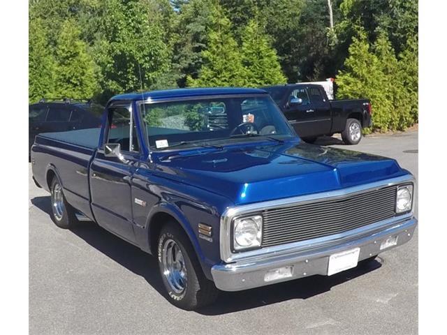 1971 Chevrolet Cheyenne | 938027