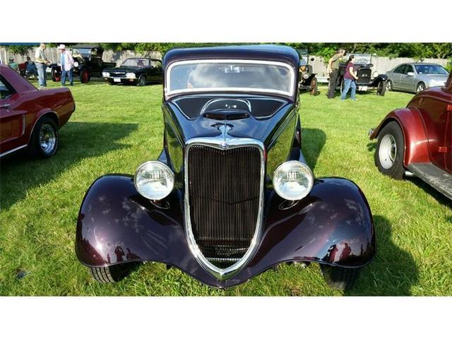 1934 Ford Chopped Coupe | 938033