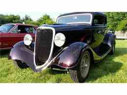1934 Ford Chopped Coupe for Sale - CC-938033
