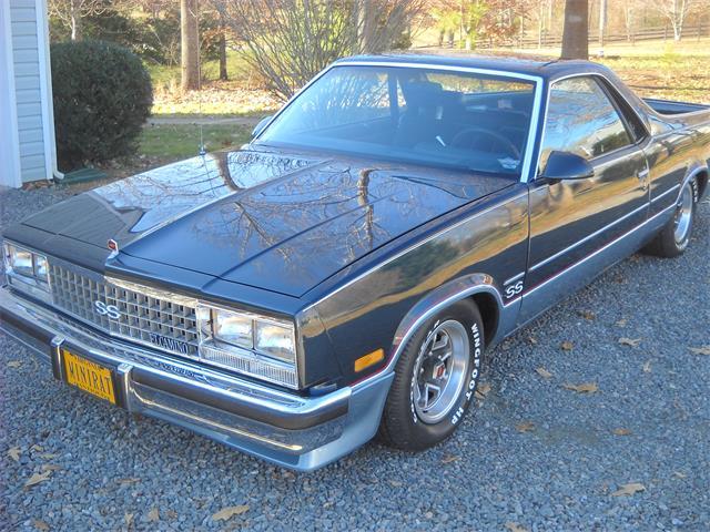 1987 Chevrolet El Camino | 938046