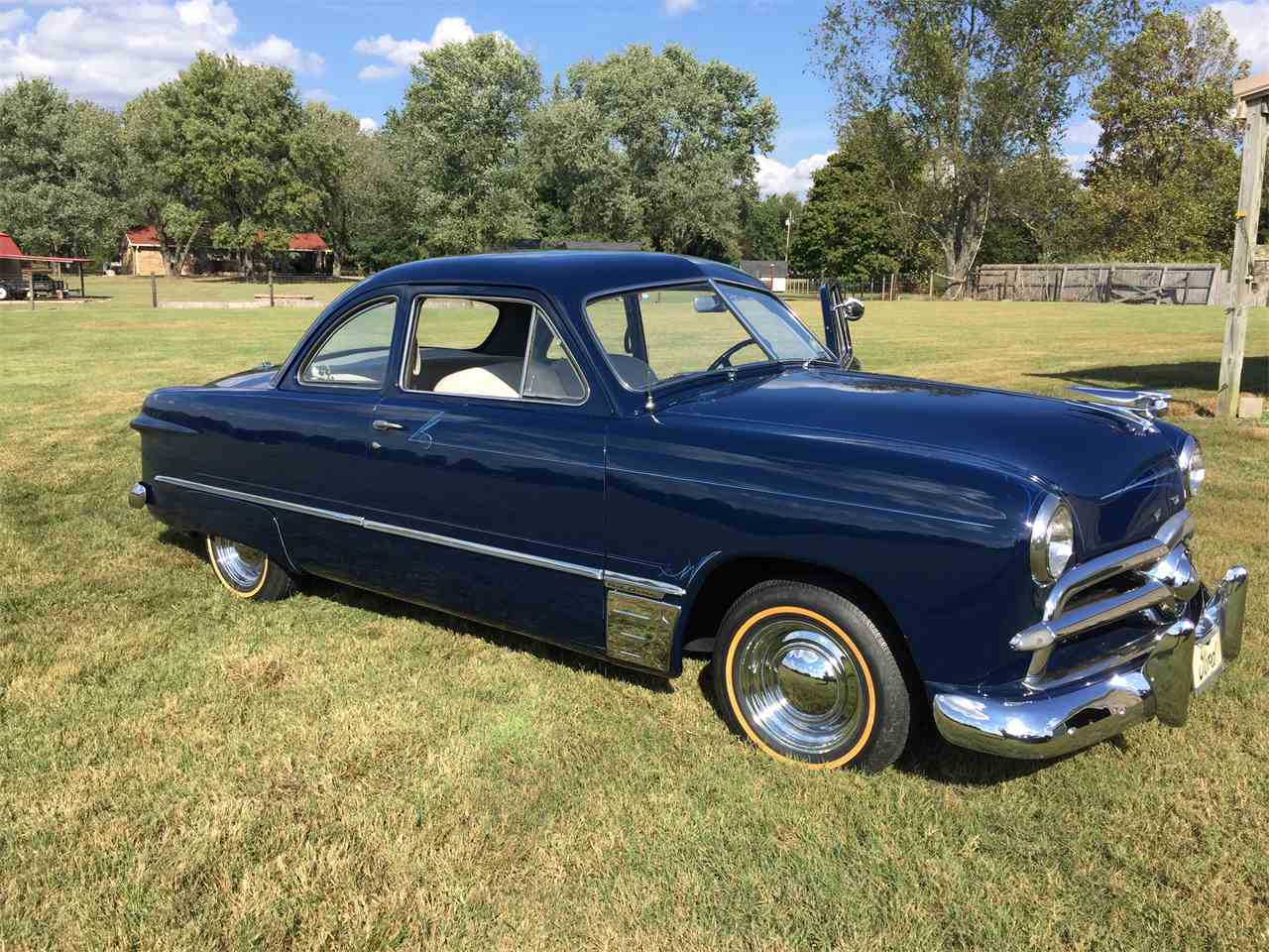 1949 Ford Club Coupe For Sale Classiccars Com Cc 938063