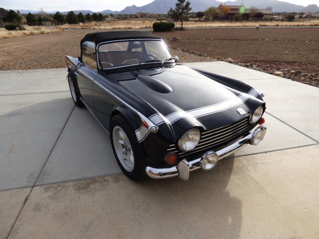 1968 Triumph TR250 | 938066