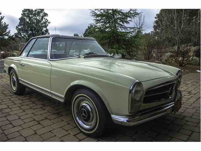 Picture of Classic '67 Mercedes-Benz 230SL - $44,900.00 Offered by a Private Seller - K3TH