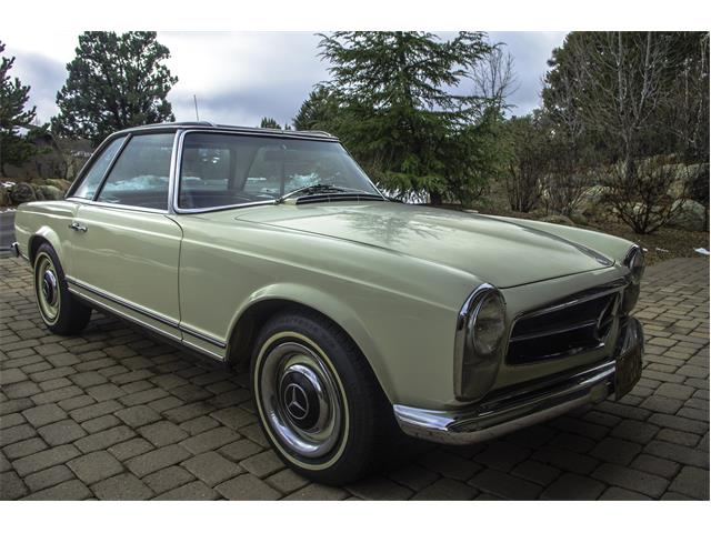 1967 Mercedes-Benz 230SL | 938069