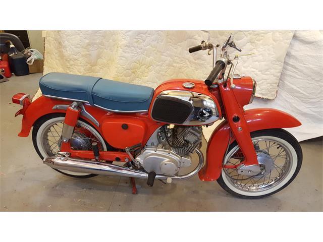 1969 Honda CA160 Dream | 938079