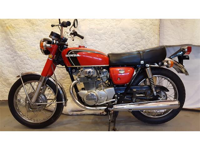 1971 Honda Motorcycle | 938083