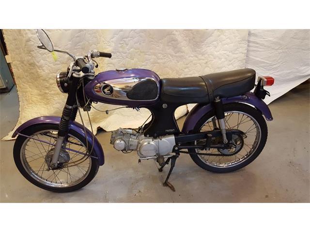1967 Honda S90 | 938084
