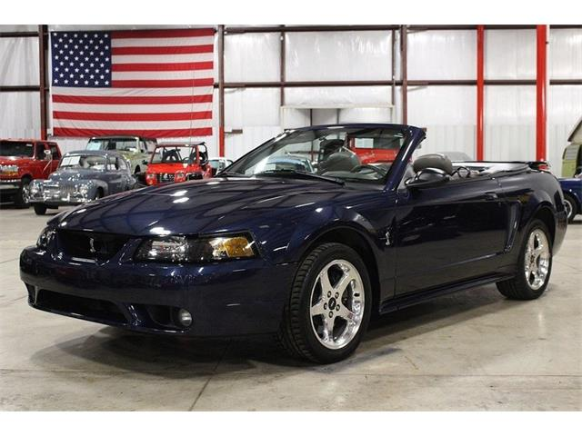 2001 Ford Mustang | 930809