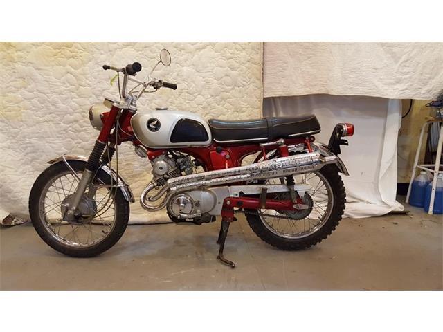 1968 Honda CL125A Twin | 938090