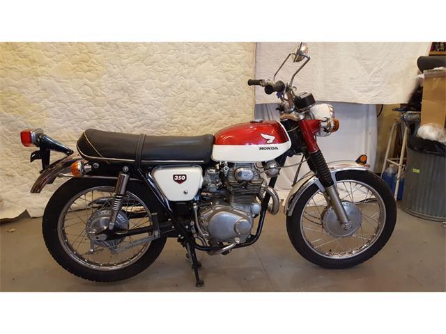 1969 Honda CL350 KO Scrambler | 938092
