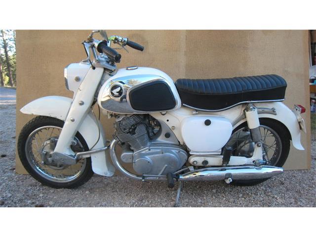 1961 Honda Motorcycle | 938096