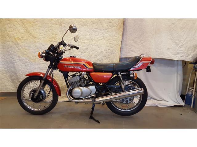 1972 Kawasaki 350 S2 Triple | 938108