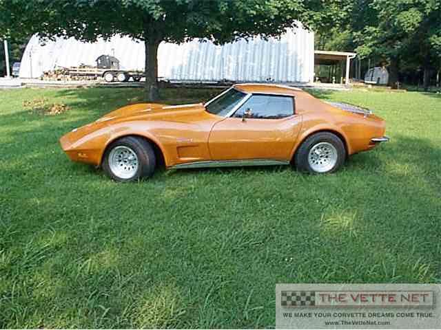 1973 Chevrolet Corvette | 930811