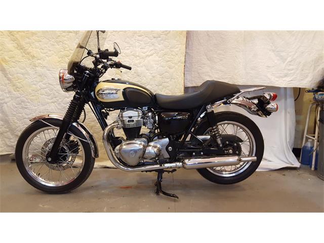 2001 Kawasaki W650 | 938110