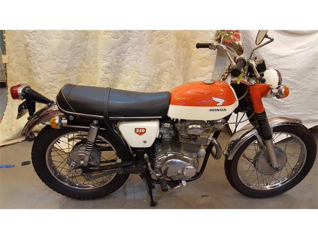 1969 Honda CL350 | 938113