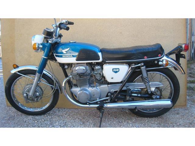1969 Honda Motorcycle | 938114