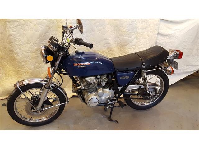 1975 Honda Super Sport 400 Four | 938116