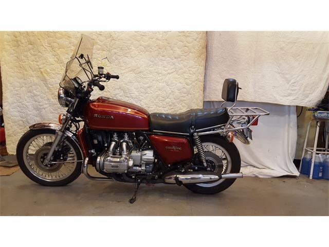1976 Honda GL1000 Gold Wing | 938118