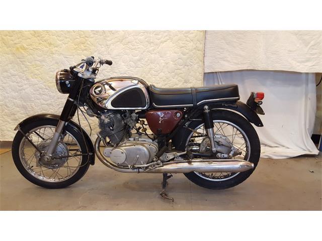 1967 Honda 305 Superhawk | 938119