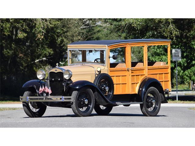 1931 Ford Model A | 938124